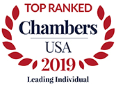 Chambers USA 2018 Leading Lawyer